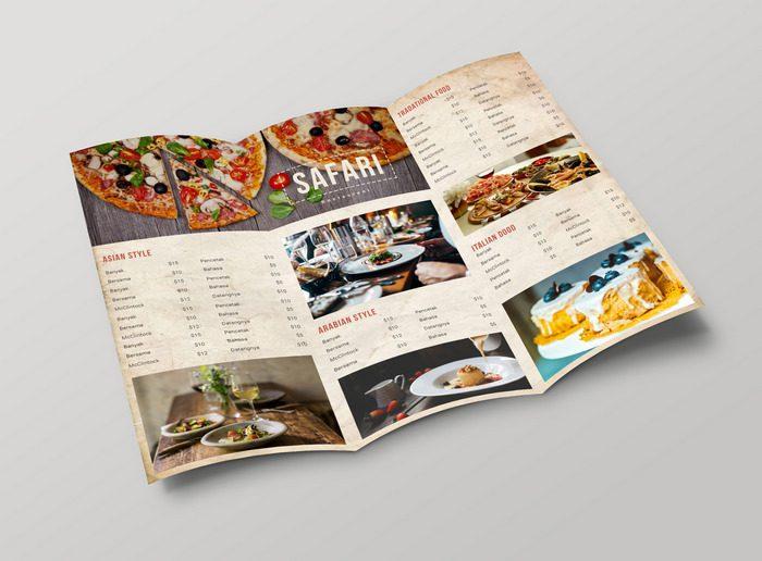 tri-fold-menu-psd-template